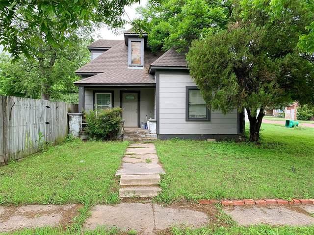 401 S Walnut Street, Eastland, TX 76448 (MLS #14582824) :: VIVO Realty