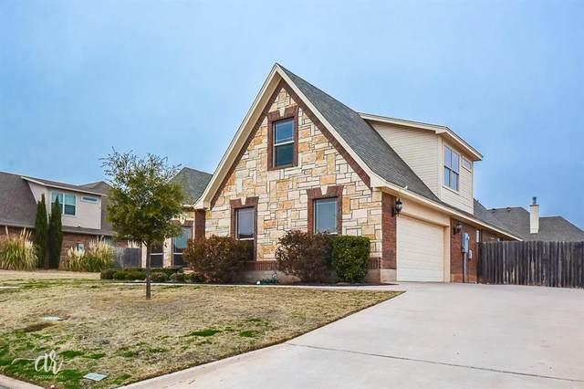 4502 High Sierra, Abilene, TX 79606 (MLS #14582826) :: Craig Properties Group