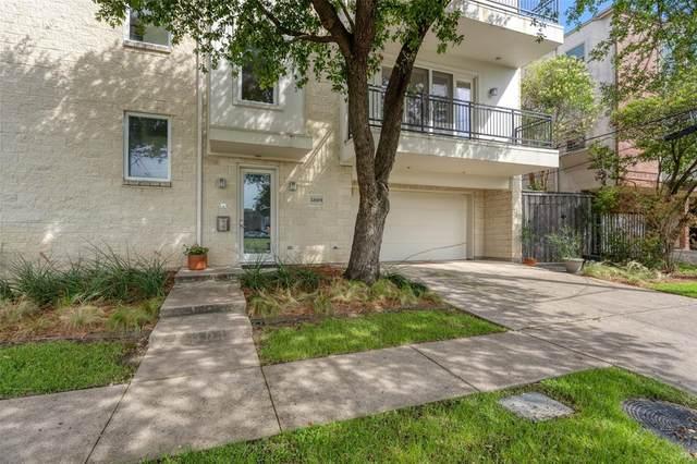 3809 Prescott Avenue C, Dallas, TX 75219 (MLS #14582863) :: VIVO Realty