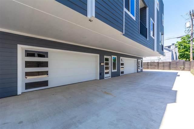 4633 Virginia Avenue #104, Dallas, TX 75204 (MLS #14582899) :: Real Estate By Design