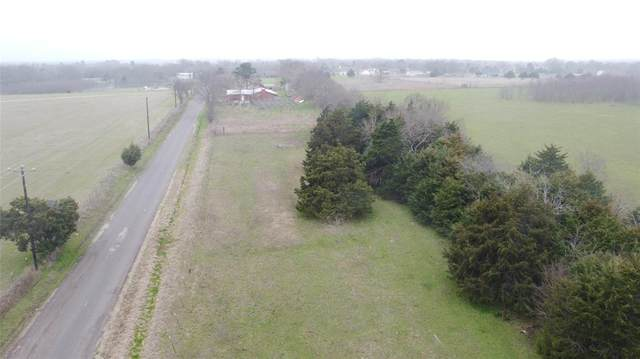 Lot 2 County Rd 4108, Greenville, TX 75401 (MLS #14582914) :: The Russell-Rose Team