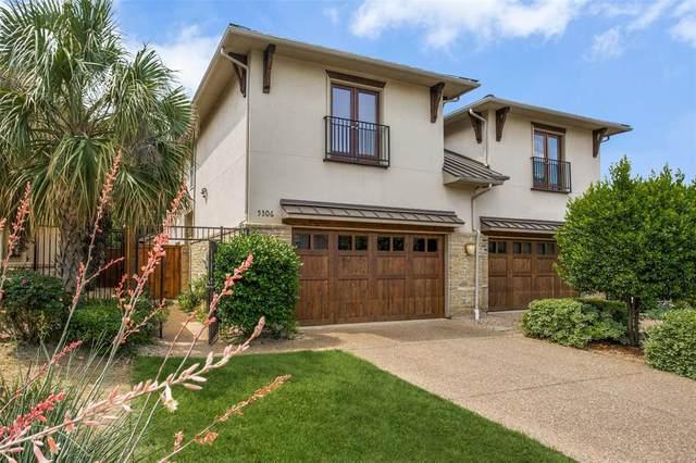 5306 Longview Street, Dallas, TX 75206 (MLS #14582951) :: The Good Home Team