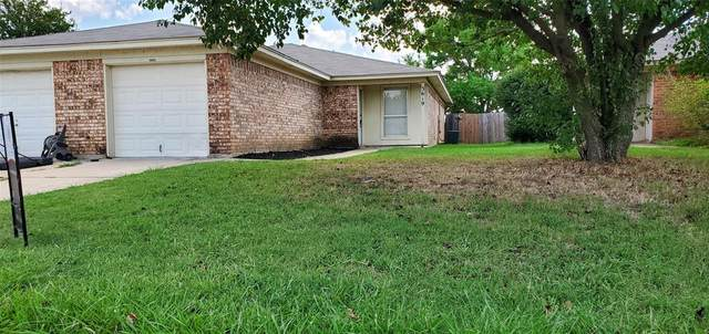 3617 Hulen Park Circle, Fort Worth, TX 76123 (MLS #14582995) :: Real Estate By Design