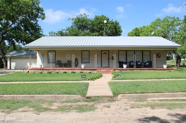 900 Avenue H, Cisco, TX 76437 (MLS #14583034) :: Real Estate By Design