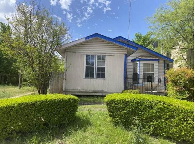 1809 N Peak Street, Dallas, TX 75204 (MLS #14583116) :: The Russell-Rose Team