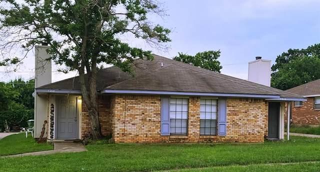 5708 Ranchogrande Drive, Arlington, TX 76017 (MLS #14583128) :: Rafter H Realty