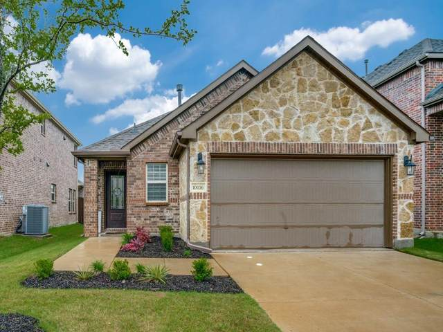 10036 Eagle Pass Place, Mckinney, TX 75071 (MLS #14583129) :: Real Estate By Design