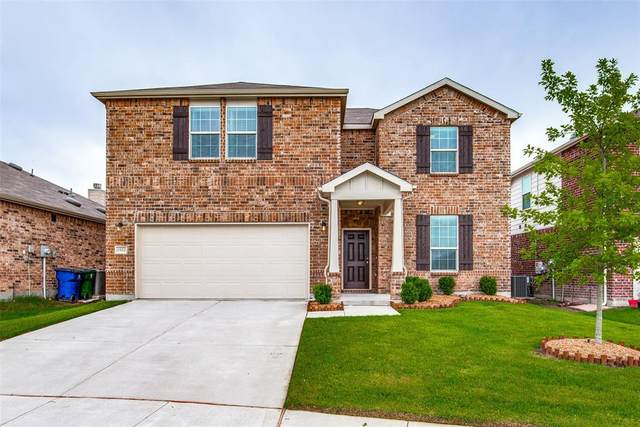 1922 Trace Drive, Aubrey, TX 76227 (MLS #14583133) :: Real Estate By Design