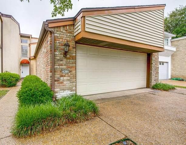 2412 Richoak Drive, Garland, TX 75044 (MLS #14583175) :: The Good Home Team