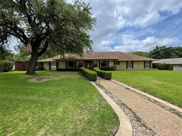 4188 Allencrest Lane, Dallas, TX 75244 (MLS #14583198) :: Real Estate By Design