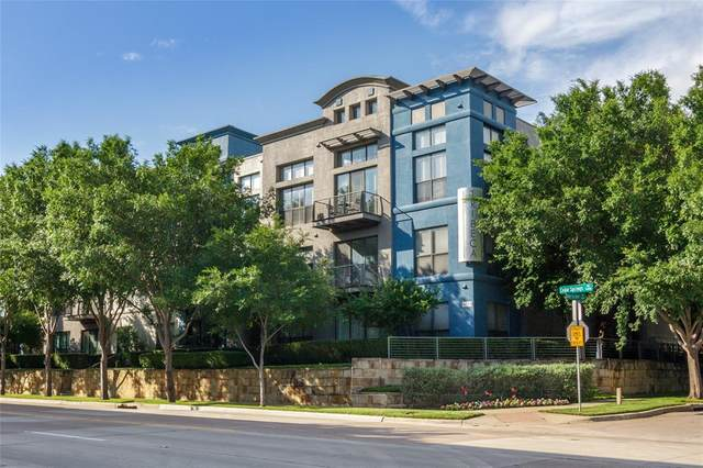 4414 Cedar Springs Road #211, Dallas, TX 75219 (MLS #14583203) :: The Good Home Team