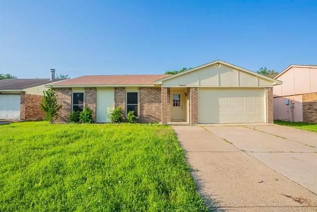1205 Independence Trail, Grand Prairie, TX 75052 (MLS #14583229) :: EXIT Realty Elite