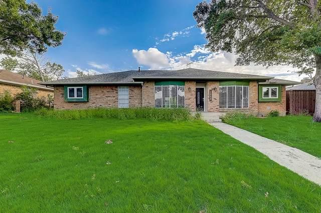 1344 N Valley Parkway, Lewisville, TX 75077 (MLS #14583233) :: DFW Select Realty