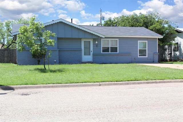 5433 9th Street N, Abilene, TX 79603 (MLS #14583238) :: The Russell-Rose Team