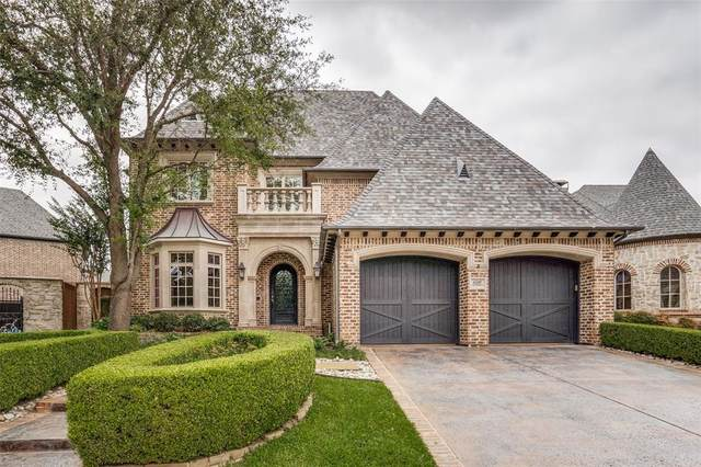 6245 Memorial Drive, Frisco, TX 75034 (MLS #14583264) :: The Kimberly Davis Group