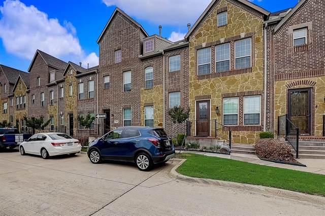 4232 Charles Road B7, Carrollton, TX 75010 (MLS #14583342) :: VIVO Realty