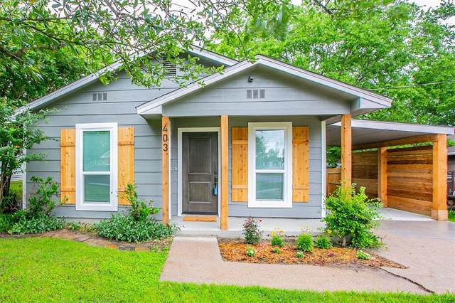403 W Fifth Street, Maypearl, TX 76064 (MLS #14583350) :: Real Estate By Design