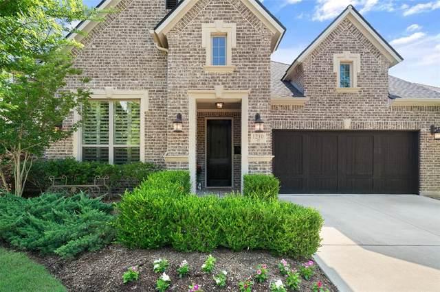1210 Caliche Trail, Allen, TX 75013 (MLS #14583421) :: The Great Home Team