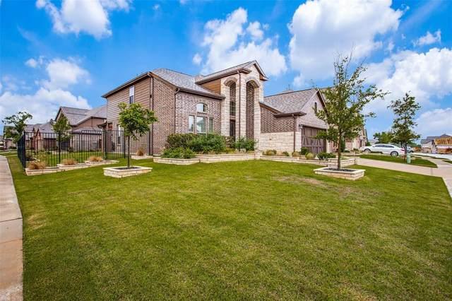 1020 Lancaster Drive, Mckinney, TX 75071 (MLS #14583427) :: Real Estate By Design
