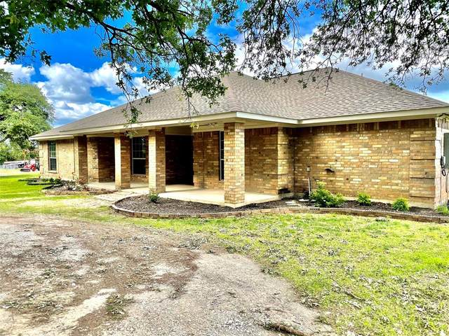 2621 Mcclendon Road, Weatherford, TX 76088 (MLS #14583430) :: Real Estate By Design