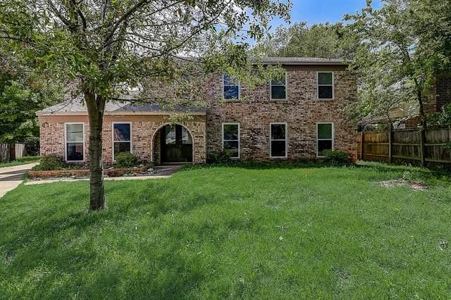 3818 Cortadera Court, Flower Mound, TX 75028 (MLS #14583449) :: Real Estate By Design
