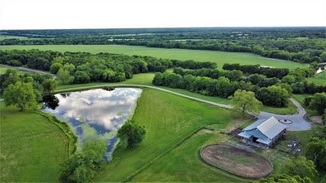 1618 Fm 904, Honey Grove, TX 75446 (MLS #14583521) :: Real Estate By Design
