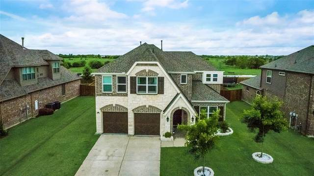 1245 Flamingo Road, Forney, TX 75126 (MLS #14583613) :: Wood Real Estate Group