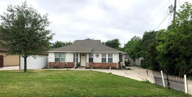 2920 Kimbo Road, Fort Worth, TX 76111 (MLS #14583631) :: The Heyl Group at Keller Williams