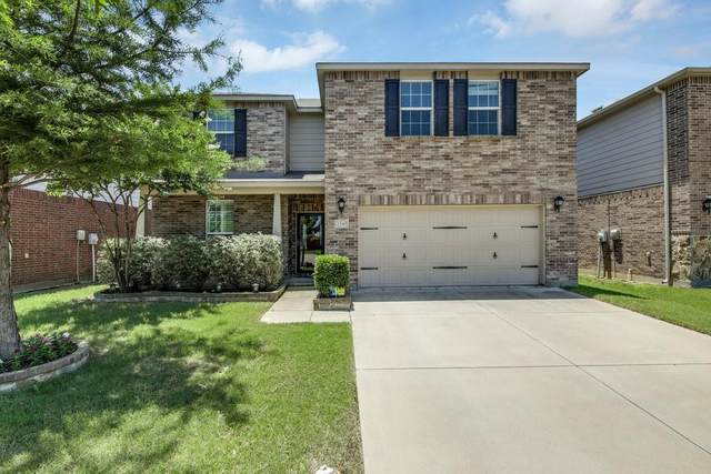 2340 Angoni Way, Fort Worth, TX 76131 (MLS #14583634) :: Real Estate By Design