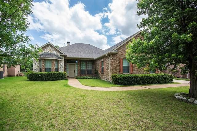 8410 Bridgewater Drive, Rowlett, TX 75088 (MLS #14583649) :: All Cities USA Realty