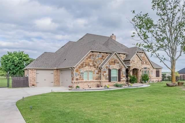 209 Parc Oaks Drive, Aledo, TX 76008 (MLS #14583755) :: Real Estate By Design