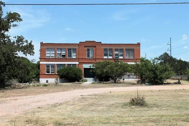 505 E 10th, Cisco, TX 76437 (MLS #14583779) :: Real Estate By Design