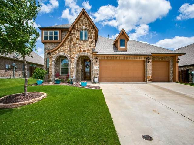 1705 S Sherwood Drive, Anna, TX 75409 (MLS #14583814) :: Real Estate By Design