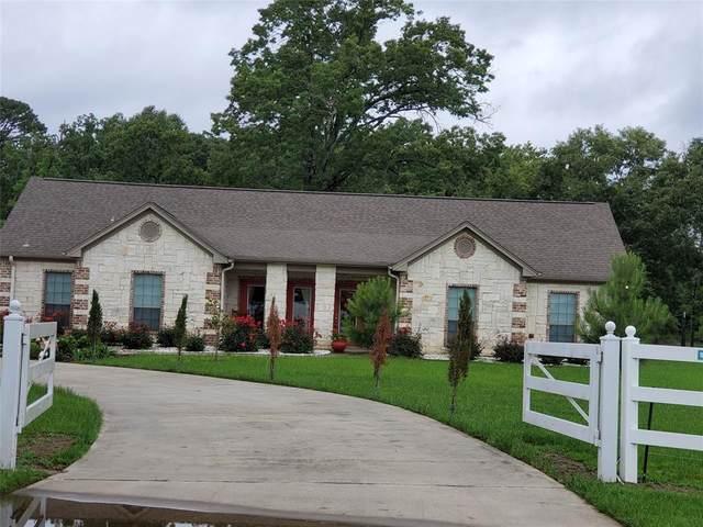 244 Cr 2321, Pittsburg, TX 75686 (MLS #14583861) :: Craig Properties Group
