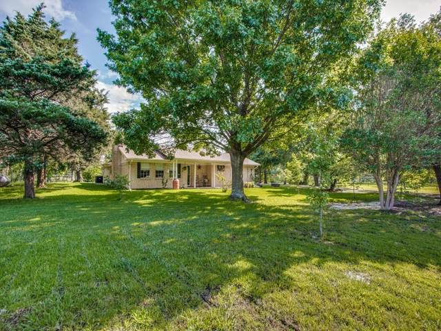 721 County Road 2750, Honey Grove, TX 75446 (MLS #14583876) :: Real Estate By Design
