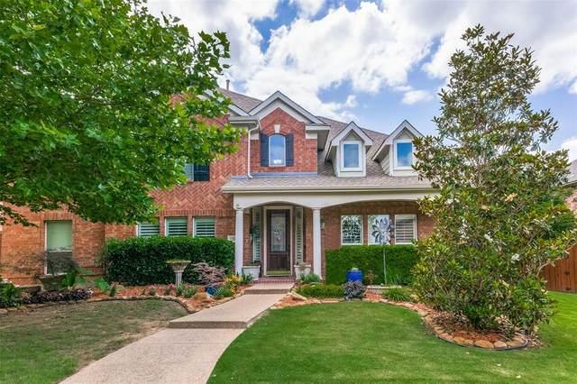 1709 Splinter Drive, Wylie, TX 75098 (MLS #14583878) :: Real Estate By Design