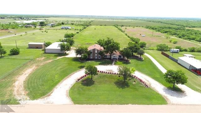 2881 Spinks Road, Abilene, TX 79603 (MLS #14584058) :: Real Estate By Design