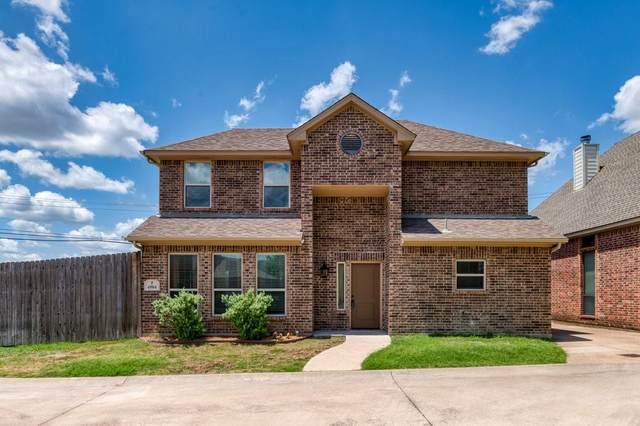 4904 Ridglea Hills Court, Fort Worth, TX 76116 (MLS #14584153) :: The Chad Smith Team