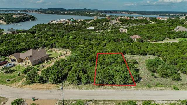 0 Harbour Town Drive, Possum Kingdom Lake, TX 76449 (MLS #14584163) :: Real Estate By Design