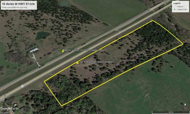 9757 W State Hwy 31, Purdon, TX 76679 (MLS #14584181) :: Real Estate By Design