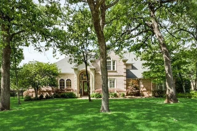 1909 Stonecastle Drive, Keller, TX 76262 (MLS #14584182) :: Front Real Estate Co.