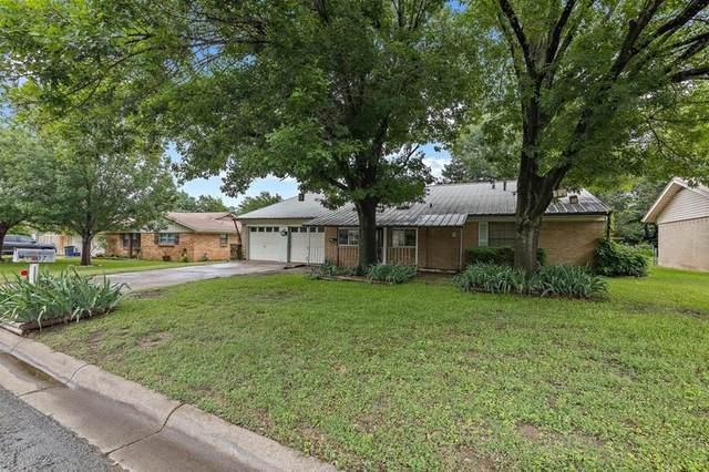 1207 Johnson Street, Benbrook, TX 76126 (MLS #14584297) :: Front Real Estate Co.