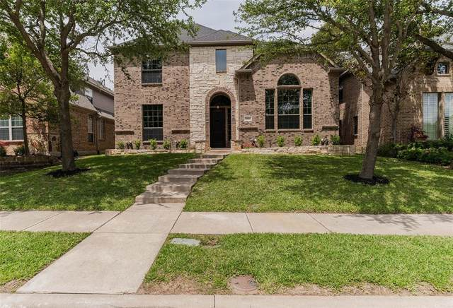2111 Thornbury Lane, Allen, TX 75013 (MLS #14584327) :: Rafter H Realty