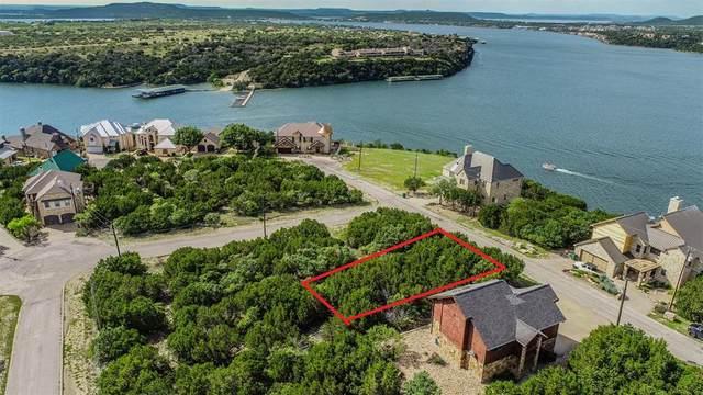 0 Oyster Bay, Possum Kingdom Lake, TX 76449 (MLS #14584364) :: The Russell-Rose Team
