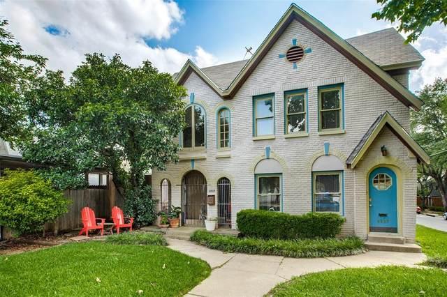 4525 Holland Avenue, Dallas, TX 75219 (MLS #14584410) :: The Good Home Team