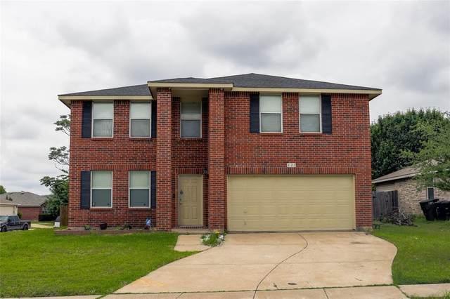 601 Granite Ridge Drive, Fort Worth, TX 76179 (MLS #14584434) :: Real Estate By Design