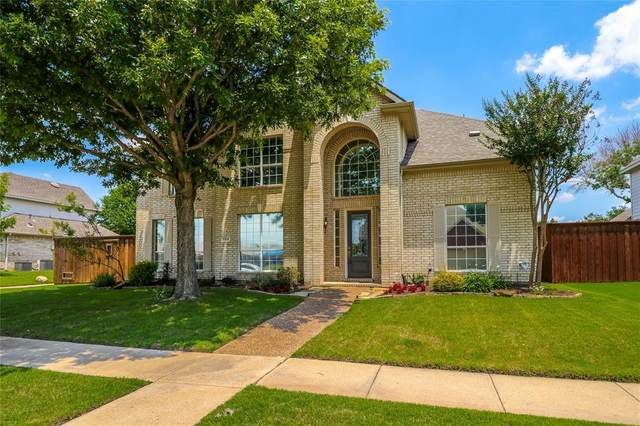 150 London Way, Coppell, TX 75019 (MLS #14584479) :: Real Estate By Design