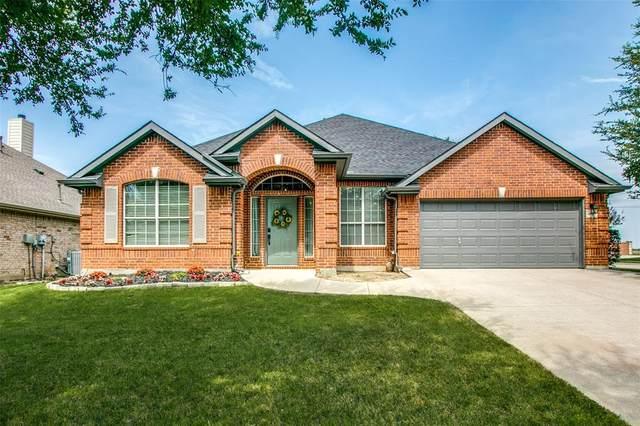 9800 Garden Court, Denton, TX 76226 (MLS #14584520) :: VIVO Realty