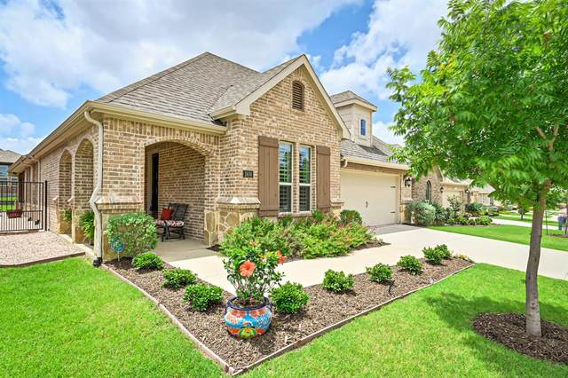 1808 Ladera Way #1808, Mansfield, TX 76063 (MLS #14584525) :: Front Real Estate Co.