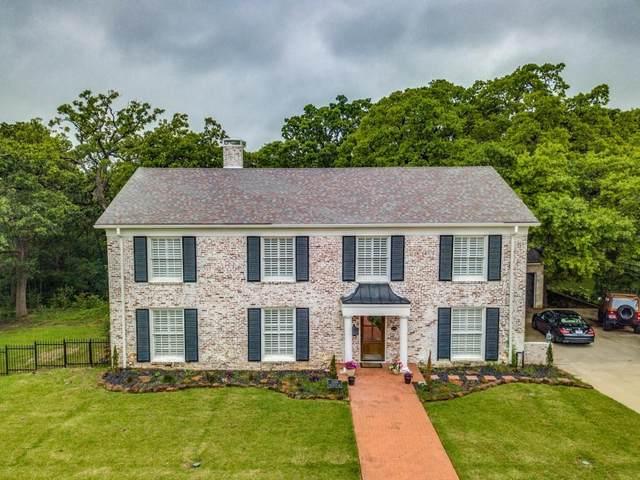 1308 Preston Drive, Sherman, TX 75092 (#14584596) :: Homes By Lainie Real Estate Group